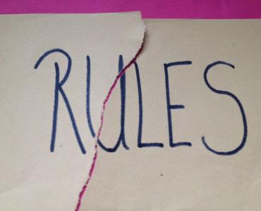 tear up rulebook