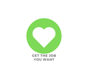 get the job you want logo