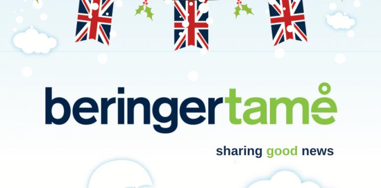 Sharing good news winter
