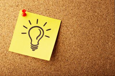Think, lightbulb
